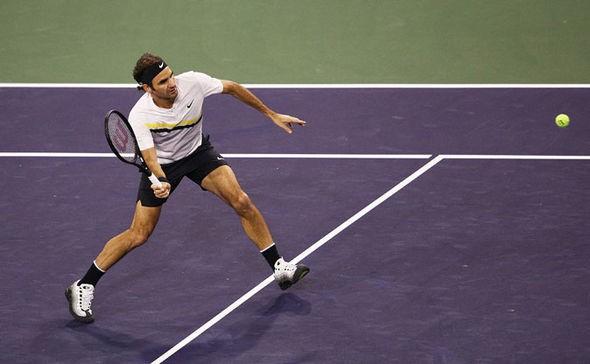 Indian Wells 2018: Vượt qua Delbonis, Federer thẳng tiến vào vòng 3 - Ảnh 3.