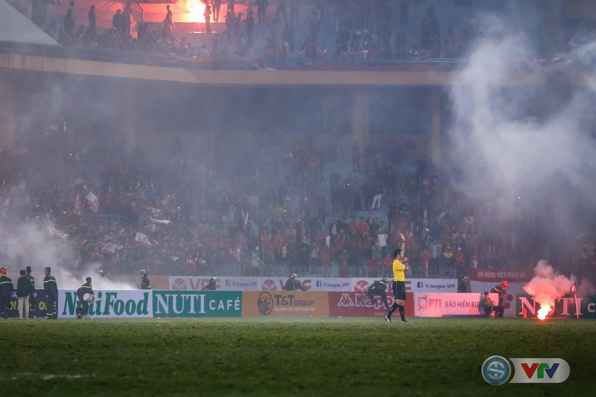 Hiệu ứng U23 Việt Nam, V.League 2018 sôi động, rực lửa và nhiều điểm nhấn - Ảnh 1.