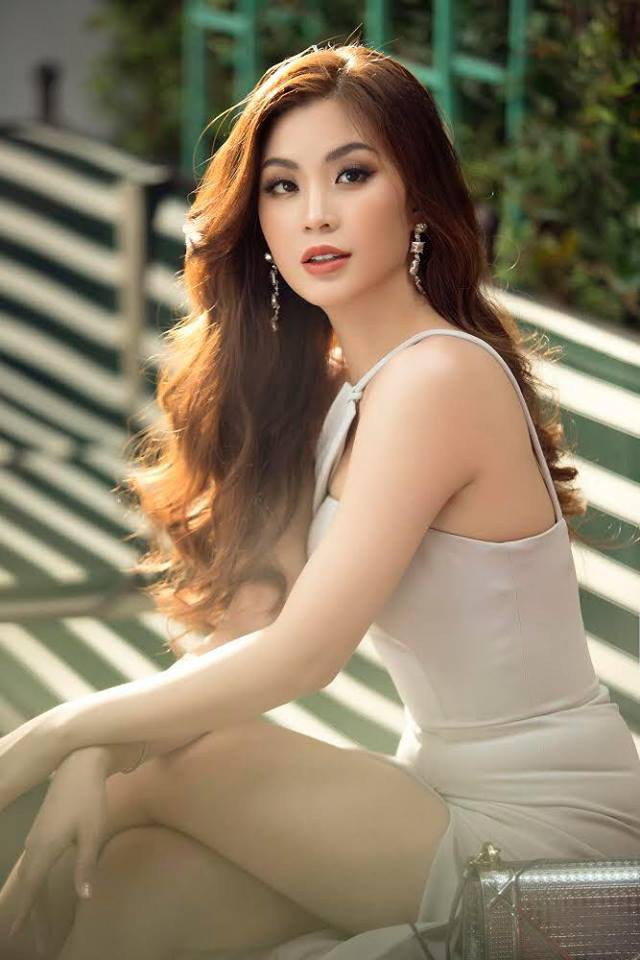 Diễm Trang - nàng Á hậu xinh đẹp, tài năng của VTV - Ảnh 8.