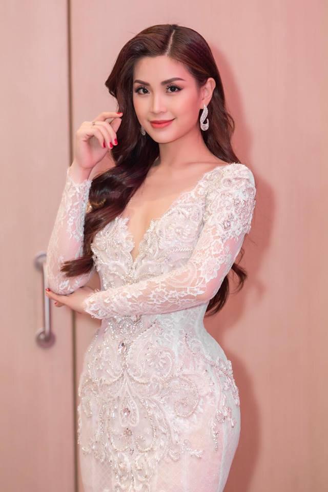 Diễm Trang - nàng Á hậu xinh đẹp, tài năng của VTV - Ảnh 7.