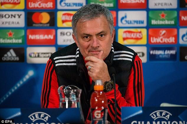 Mourinho lên tiếng khẳng định tương lai của De Gea - Ảnh 2.