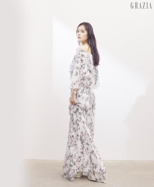 Han Ga In đẹp không góc chết trong loạt ảnh mới - Ảnh 6.