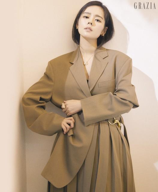 Han Ga In đẹp không góc chết trong loạt ảnh mới - Ảnh 7.