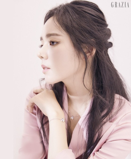 Han Ga In đẹp không góc chết trong loạt ảnh mới - Ảnh 8.