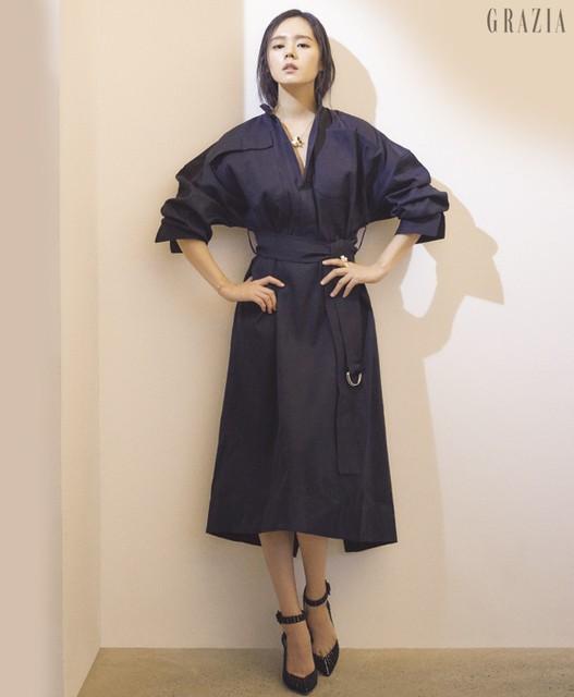 Han Ga In đẹp không góc chết trong loạt ảnh mới - Ảnh 9.