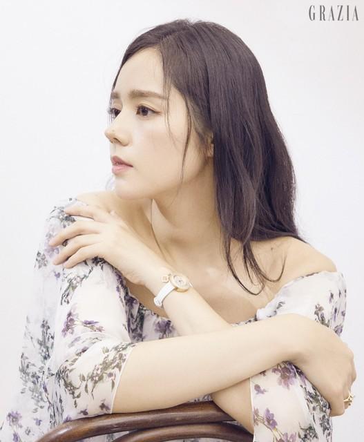 Han Ga In đẹp không góc chết trong loạt ảnh mới - Ảnh 11.
