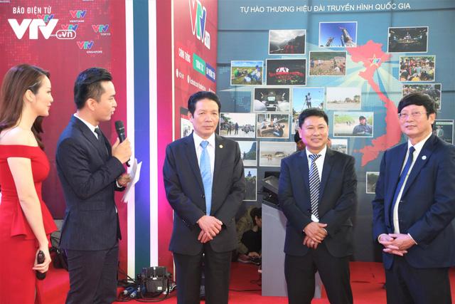 Gian trưng bày của VTV tại Hội Báo toàn quốc 2018 thu hút khán giả với công nghệ thời 4.0 - Ảnh 4.