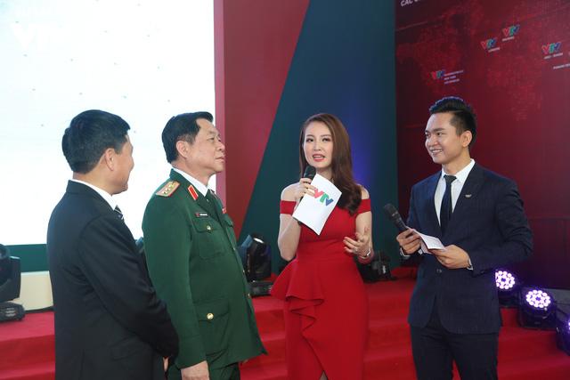 Gian trưng bày của VTV tại Hội Báo toàn quốc 2018 thu hút khán giả với công nghệ thời 4.0 - Ảnh 5.