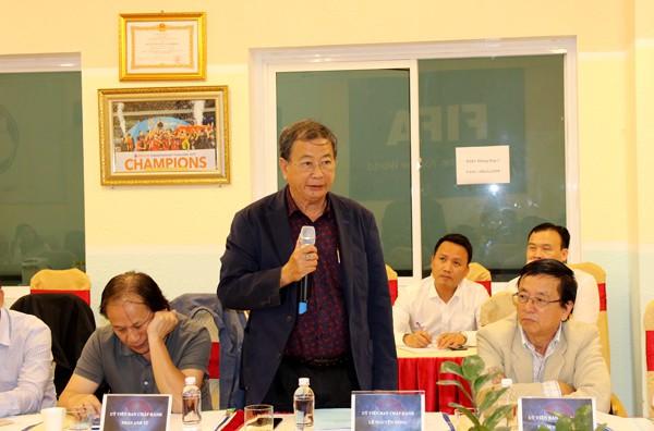 Hội nghị BCH VFF thảo luận về công tác chuẩn bị nhân sự Đại hội khóa VIII - Ảnh 2.