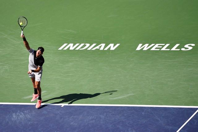 Chung kết Indian Wells 2018: Federer ngược dòng bất thành trước Del Potro - Ảnh 1.