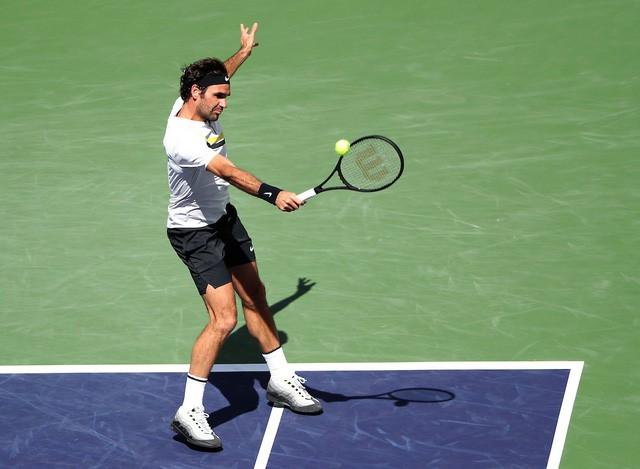 Chung kết Indian Wells 2018: Federer ngược dòng bất thành trước Del Potro - Ảnh 2.