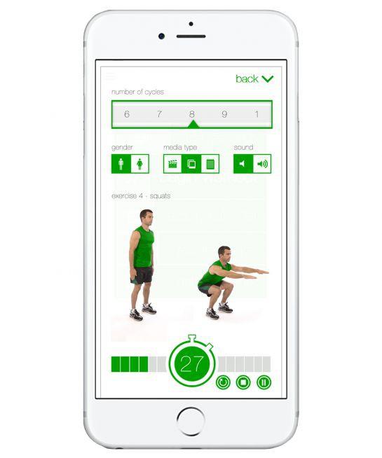 """Bỏ túi ngay 5 ứng dụng tập thể dục cực """"hot"""" trên smartphone - Ảnh 2."""