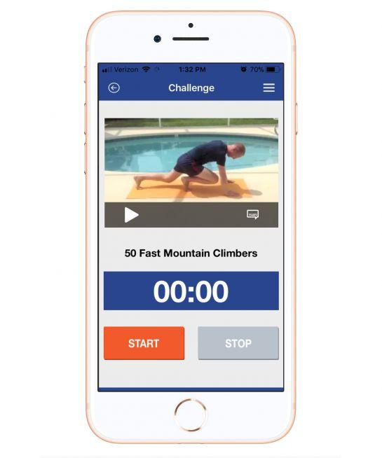 """Bỏ túi ngay 5 ứng dụng tập thể dục cực """"hot"""" trên smartphone - Ảnh 4."""