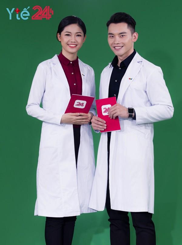 Á hậu Thanh Tú khoe thần thái rạng rỡ với công việc mới tại VTV - Ảnh 2.