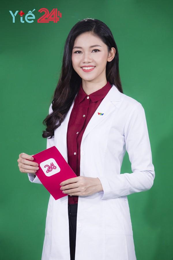 Á hậu Thanh Tú khoe thần thái rạng rỡ với công việc mới tại VTV - Ảnh 3.