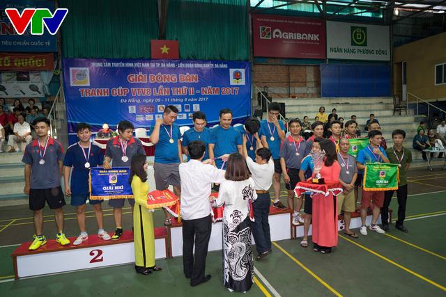 Thành lập Ban tổ chức Giải bóng bàn tranh cúp VTV8 lần thứ 3 năm 2018 - Ảnh 1.