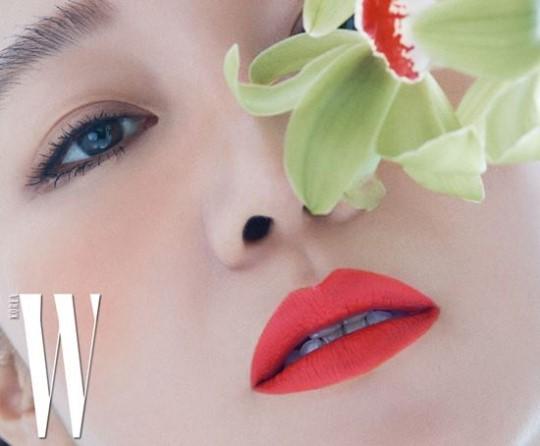 Gong Hyo Jin e ấp quyến rũ trên tạp chí - Ảnh 4.