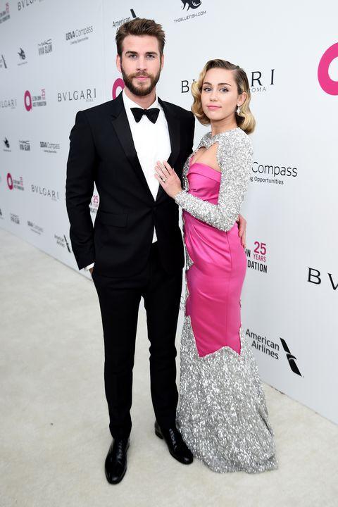 Miley Cyrus và Liam Hemsworth đã sẵn sàng cho đám cưới? - Ảnh 1.