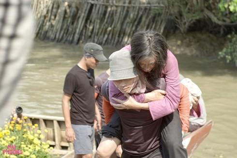 Ngô Thanh Vân gặp tai nạn, bị nứt xương nghiêm trọng - Ảnh 1.