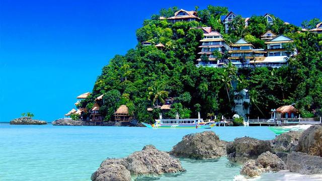 'Thiên đường biển đảo' Boracay có thể đóng cửa từ 26/4 - ảnh 3