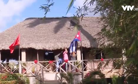 Những công trình mang tên Việt Nam trên đất Cuba - Ảnh 2.
