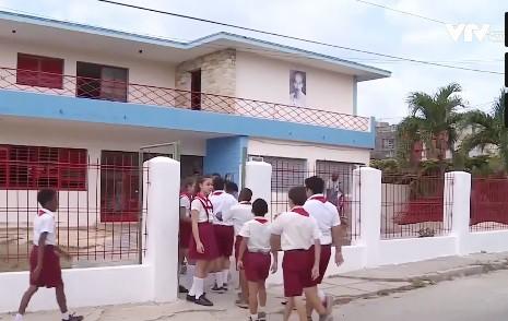 Những công trình mang tên Việt Nam trên đất Cuba - Ảnh 1.