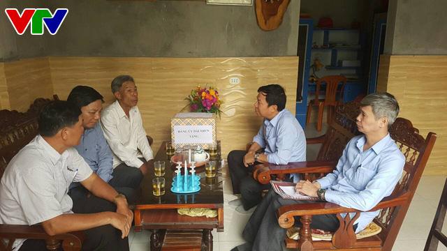 Đài Truyền hình Việt Nam trao tặng nhà tình nghĩa cho gia đình chính sách ở Quảng Trị - Ảnh 1.