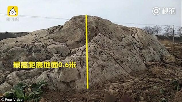 Ngọn núi nhỏ nhất thế giới, đi một bước lên ngay... tới đỉnh - Ảnh 1.