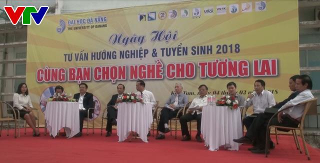 Ngày hội tư vấn tuyển sinh tại các tỉnh miền Trung - Tây Nguyên - Ảnh 1.