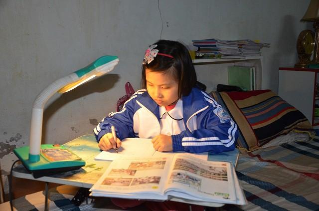 Thương bé gái 9 tuổi hiếu học mắc bệnh ung thư hạch - Ảnh 5.