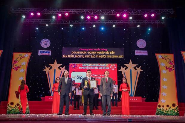 Vntrip.vn vinh dự nhận các giải thưởng danh giá - Ảnh 4.