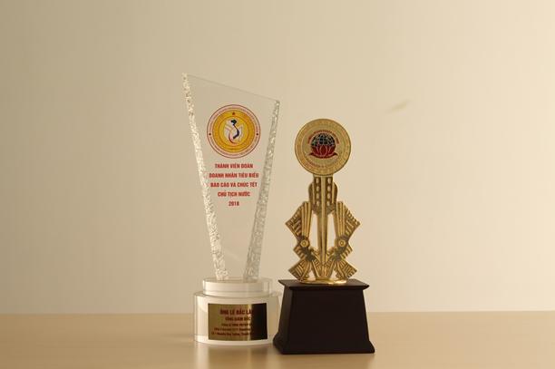 Vntrip.vn vinh dự nhận các giải thưởng danh giá - Ảnh 2.