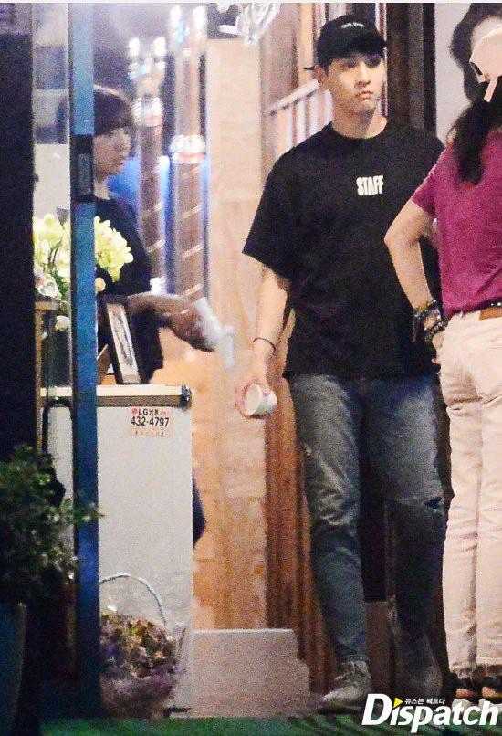 Park Shin Hye và Choi Tae Joon đang hẹn hò - Ảnh 2.