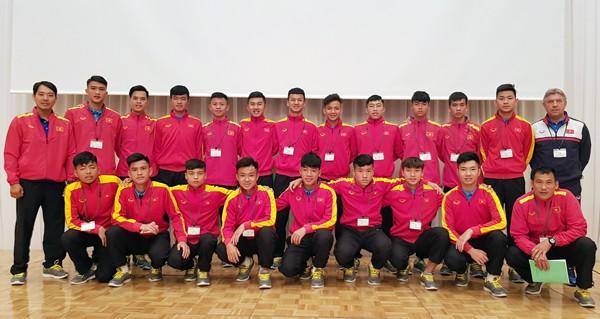 Lịch thi đấu của U16 Việt Nam tại giải U16 Nhật Bản - ASEAN 2018 - Ảnh 1.