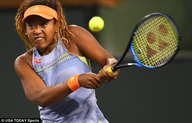 Đơn nữ Indian Wells: Sharapova dừng bước ngay ở vòng 1 - Ảnh 1.