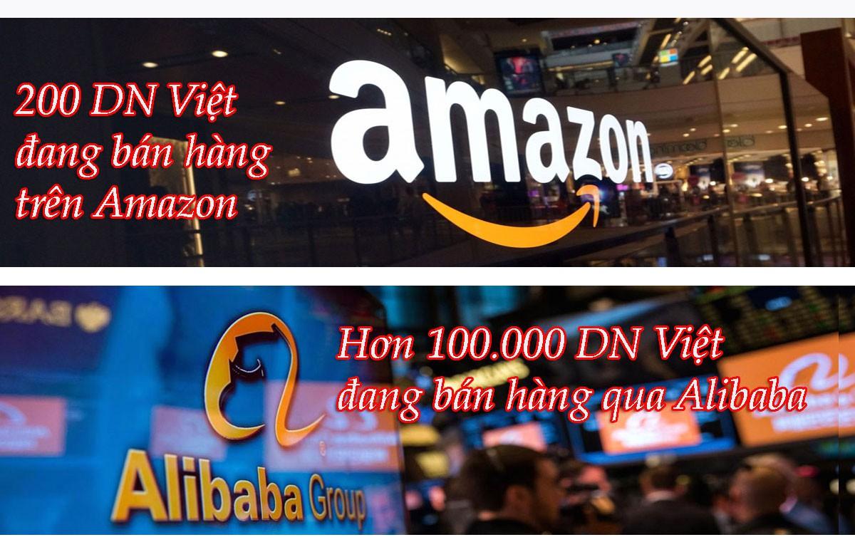 [Magazine] Amazon đổ bộ vào Việt Nam: Thị trường nóng, cơ hội lớn… - Ảnh 1.