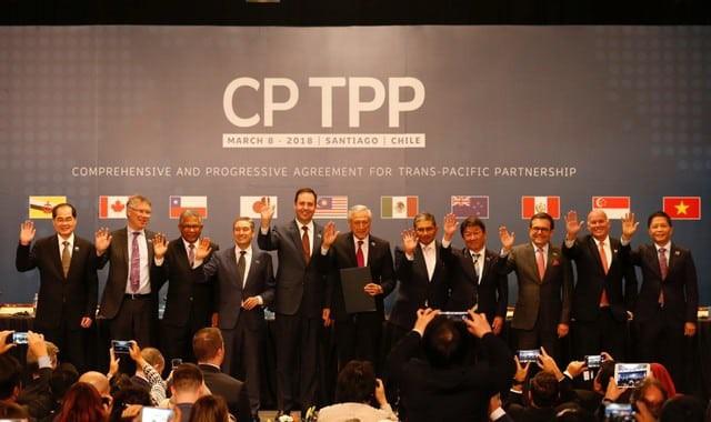 Bộ trưởng Bộ Công thương Trần Tuấn Anh: Hiệp định CPTPP được ký kết,  gian truân, vất vả nhưng... kết thúc có hậu - Ảnh 1.