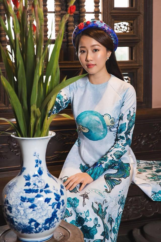 Nhan sắc đời thường đẹp tựa nàng thơ của Vân Tình khúc Bạch Dương - Ảnh 9.