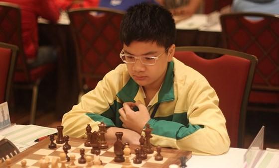 Cờ vua Việt Nam thắng lớn ở giải cờ vua trẻ châu Á - Ảnh 1.