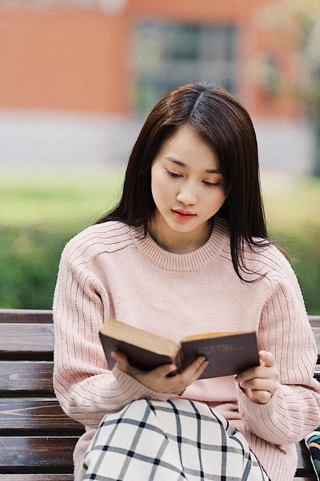 Nhan sắc đời thường đẹp tựa nàng thơ của Vân Tình khúc Bạch Dương - Ảnh 13.