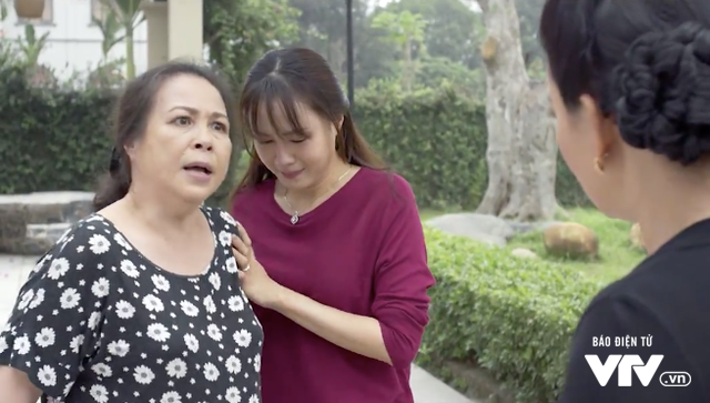 Cả một đời ân oán - Tập 33: Dung (Hồng Diễm) khóc nức nở vì bị mẹ chồng xử ép - Ảnh 1.