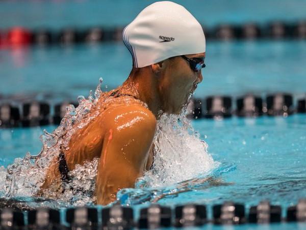 Ánh Viên giành HCV tại giải Pro Swim Series - Ảnh 1.
