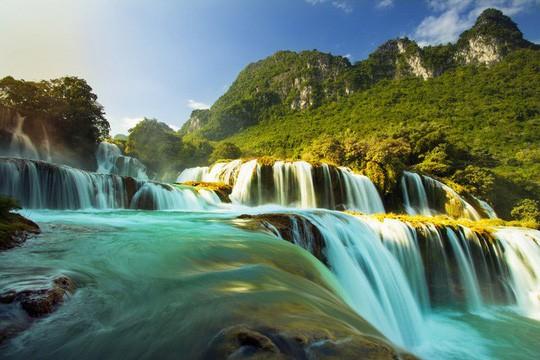 Hành trình Non nước Cao Bằng được công nhận là Công viên Địa chất Toàn cầu UNESCO - Ảnh 3.