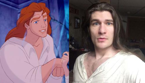 """Lột xác thành """"hoàng tử Disney"""" sau khi giảm 32 kg - Ảnh 2."""