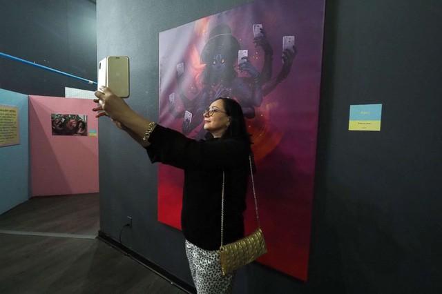 Bảo tàng selfie đầu tiên trên thế giới dành cho tín đồ mê tự sướng - Ảnh 3.