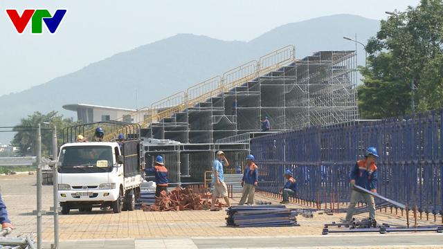 Đà Nẵng gấp rút tiến hành công tác chuẩn bị cho Lễ hội pháo hoa quốc tế DIFF 2018 - Ảnh 4.