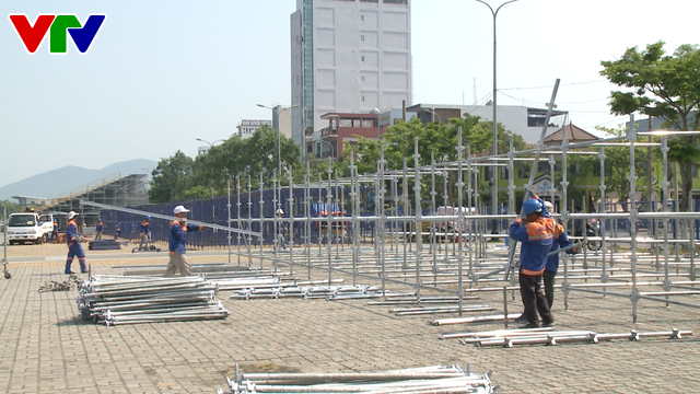Đà Nẵng gấp rút tiến hành công tác chuẩn bị cho Lễ hội pháo hoa quốc tế DIFF 2018 - Ảnh 3.