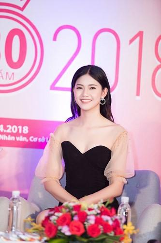 Đỗ Mỹ Linh đọ sắc cùng 2 Á hậu Thanh Tú, Thuỳ Dung - Ảnh 14.