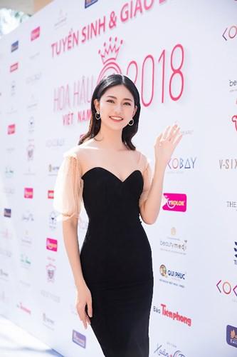 Đỗ Mỹ Linh đọ sắc cùng 2 Á hậu Thanh Tú, Thuỳ Dung - Ảnh 6.