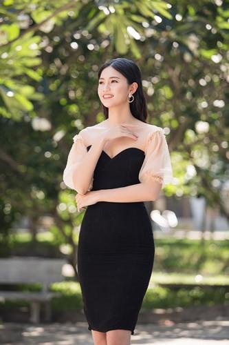 Đỗ Mỹ Linh đọ sắc cùng 2 Á hậu Thanh Tú, Thuỳ Dung - Ảnh 7.